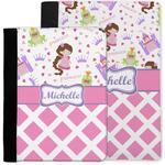 Princess & Diamond Print Notebook Padfolio w/ Name or Text