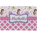 Princess & Diamond Print Comfort Mat (Personalized)