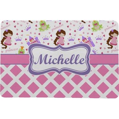 Princess & Diamond Print Comfort Mat (Personalized)