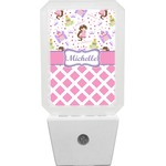 Princess & Diamond Print Night Light (Personalized)