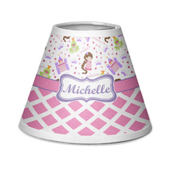 Princess & Diamond Print Chandelier Lamp Shade (Personalized)