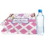 Princess & Diamond Print Sports & Fitness Towel (Personalized)