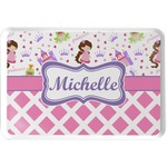 Princess & Diamond Print Serving Tray (Personalized)