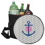 Monogram Anchor Collapsible Cooler & Seat (Personalized)