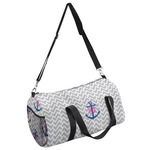 Monogram Anchor Duffel Bag (Personalized)
