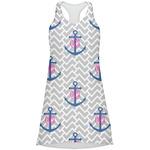 Monogram Anchor Racerback Dress (Personalized)