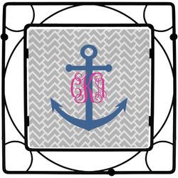 Monogram Anchor Trivet (Personalized)