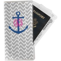 Monogram Anchor Travel Document Holder