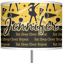 "Cheer 13"" Drum Lamp Shade (Personalized)"