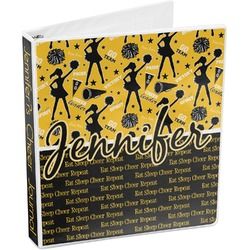 Cheer 3-Ring Binder (Personalized)