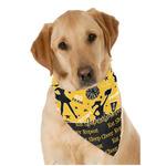 Cheer Dog Bandana Scarf w/ Name or Text