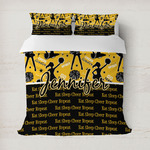 Cheer Duvet Cover (Personalized)