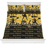 Cheer Comforters (Personalized)
