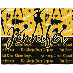 Cheer Placemat (Fabric) (Personalized)