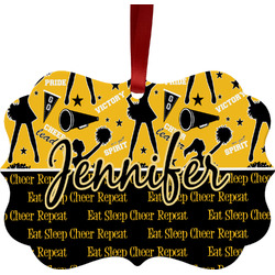 Cheer Ornament (Personalized)