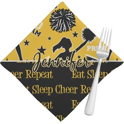 Cheer Napkins (Set of 4) (Personalized)
