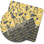 Cheer Rubber Backed Coaster (Personalized)