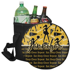 Cheer Collapsible Cooler & Seat (Personalized)