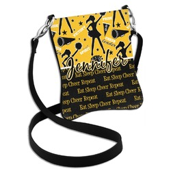 Cheer Cross Body Bag - 2 Sizes (Personalized)