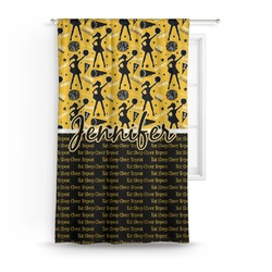 Cheer Curtain (Personalized)