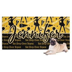 Cheer Pet Towel (Personalized)