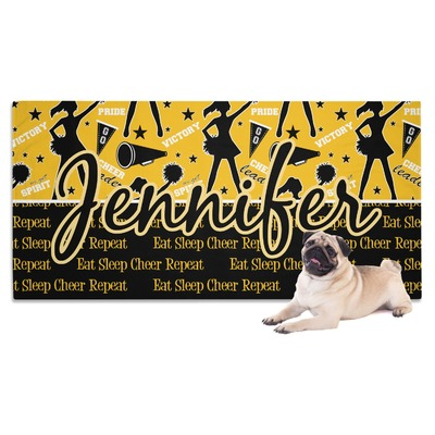 Cheer Dog Towel (Personalized)