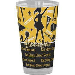 Cheer Drinking / Pint Glass (Personalized)