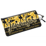 Cheer Genuine Leather Eyeglass Case (Personalized)