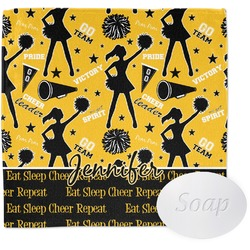 Cheer Washcloth (Personalized)