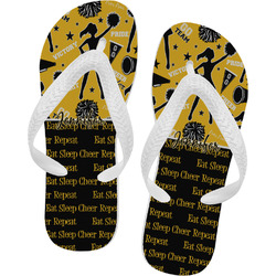 Cheer Flip Flops (Personalized)