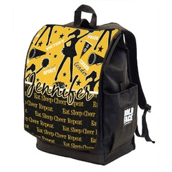 Cheer Backpack w/ Front Flap  (Personalized)