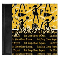 Cheer Genuine Leather Baby Memory Book (Personalized)