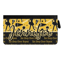 Cheer Genuine Leather Ladies Zippered Wallet (Personalized)
