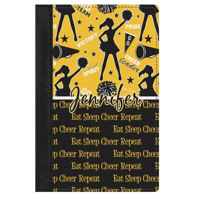 Cheer Genuine Leather Passport Cover (Personalized)