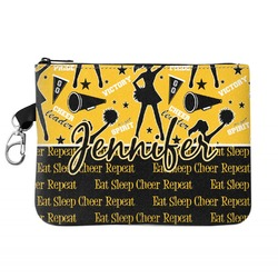 Cheer Zip ID Case (Personalized)