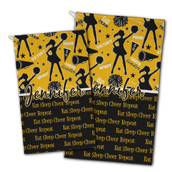 Cheer Golf Towel - Full Print w/ Name or Text