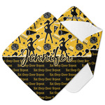 Cheer Hooded Baby Towel (Personalized)