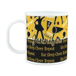 Cheer Plastic Kids Mug (Personalized)