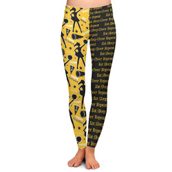 Cheer Ladies Leggings (Personalized)