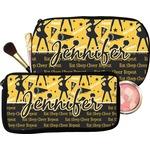 Cheer Makeup / Cosmetic Bag (Personalized)