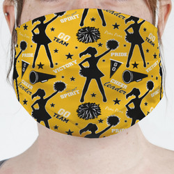 Cheer Face Mask Cover (Personalized)