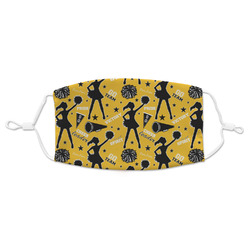Cheer Adult Cloth Face Mask (Personalized)