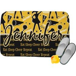 Cheer Memory Foam Bath Mat (Personalized)