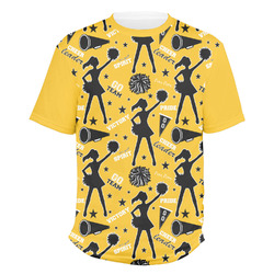 Cheer Men's Crew T-Shirt (Personalized)