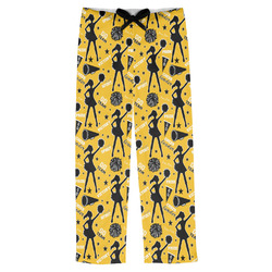 Cheer Mens Pajama Pants (Personalized)
