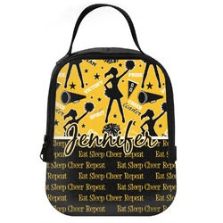 Cheer Neoprene Lunch Tote (Personalized)
