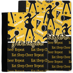 Cheer Notebook Padfolio w/ Name or Text