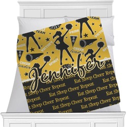 Cheer Blanket (Personalized)