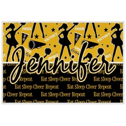 Cheer Placemat (Laminated) (Personalized)