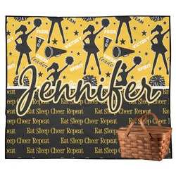 Cheer Outdoor Picnic Blanket (Personalized)